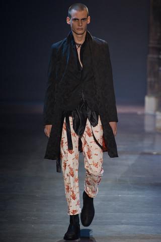 Неделя мужской моды в Париже: День 3. Изображение № 2.