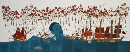 Канадский художник Marcel Dzama. Изображение № 23.