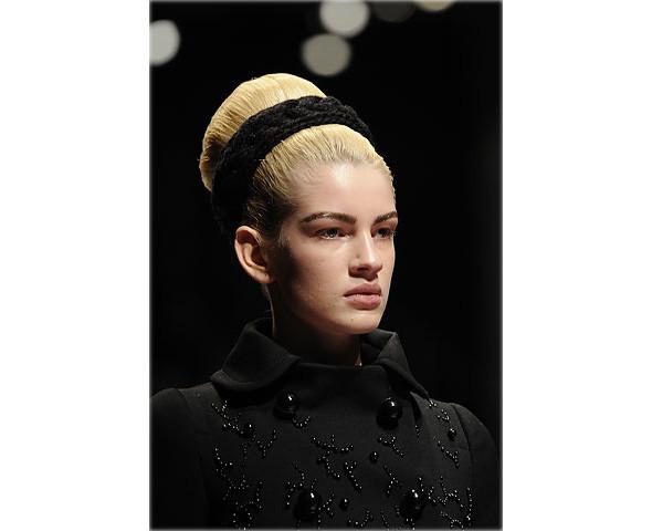 Показ Prada на Неделе моды в Милане. Изображение № 44.