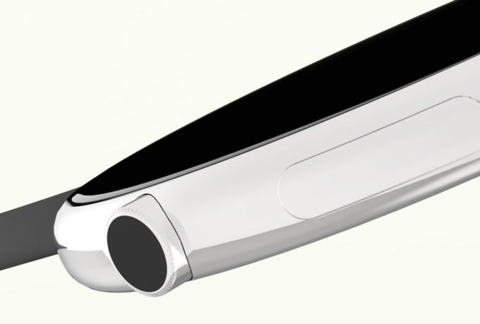 Концепт дня: круглые Apple Watch. Изображение № 5.