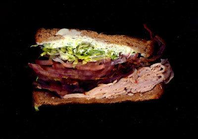 Scanwiches. Аты сканируешь свой сэндвич?. Изображение № 34.