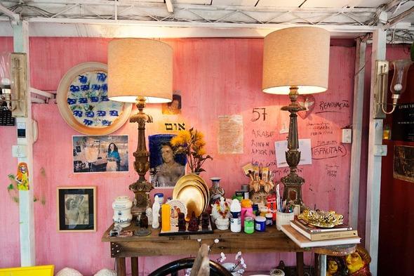 Дом и студия художницы Isabelle Tuchband в Сан Пауло.. Изображение № 2.