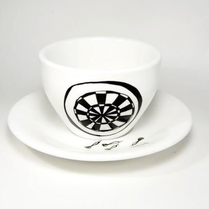 Графическая посуда. Изображение № 17.