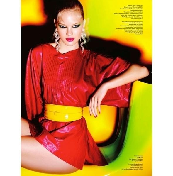 Изображение 52. Съемки: AnOther, POP, Vogue и другие.. Изображение № 58.