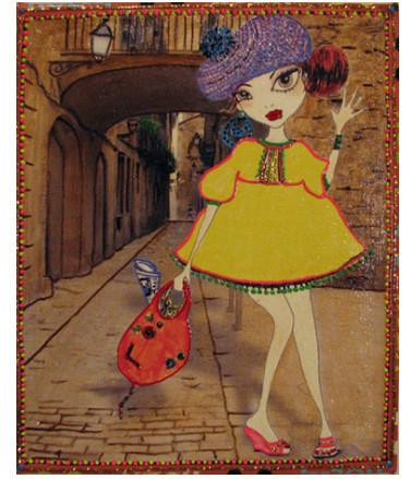 Интересное искусство из Барселоны. Изображение № 7.