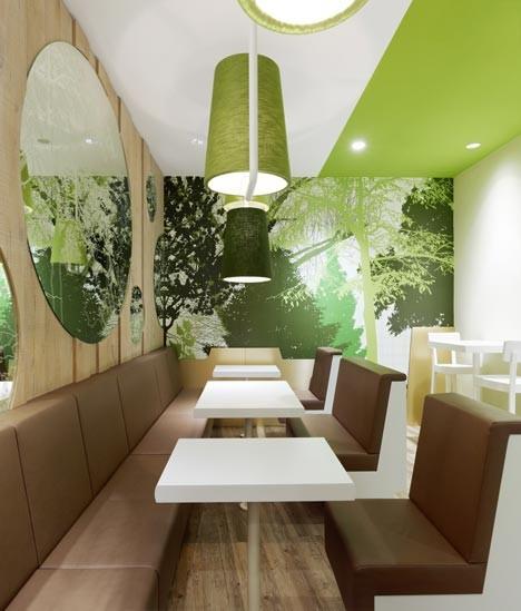 На скорую руку: Фаст-фуды и недорогие кафе 2011 года. Изображение № 4.