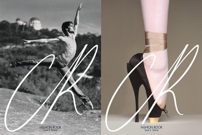Вышли новые обложки AnOther, CR Fashion Book и POP. Изображение № 3.