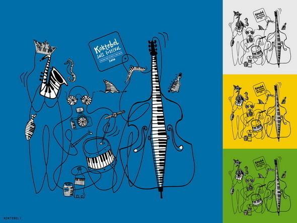 Изображение 35. Koktebel Jazz Fest.. Изображение № 37.