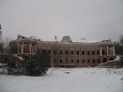 Руины усадьбы «Отрада». Изображение № 9.