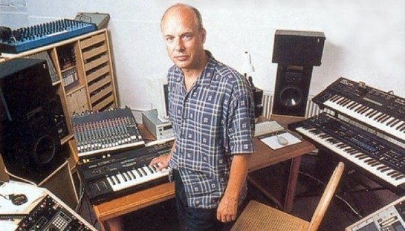 Brian Eno на Warp records. Изображение № 1.