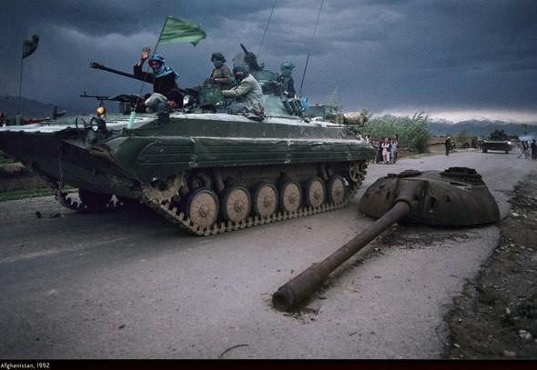 Война через объектив камеры Стива МакКарри. Изображение № 9.
