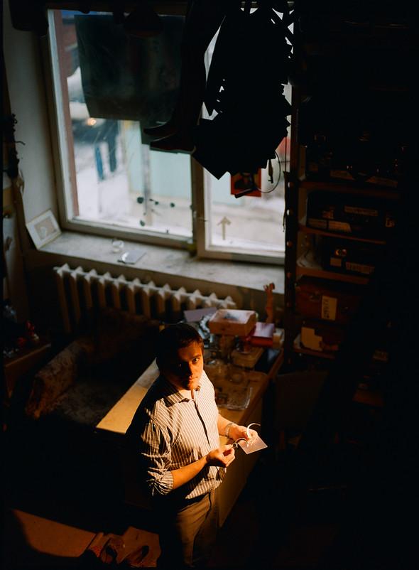 Интервью: Павел Худой. Изображение № 7.