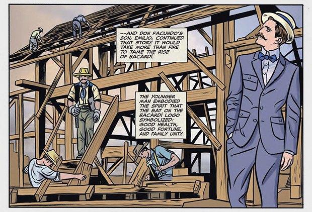 Уоррен Эллис  и Майк Оллред об экзистенциальном ужасе, алкоголе и комиксах. Изображение № 4.