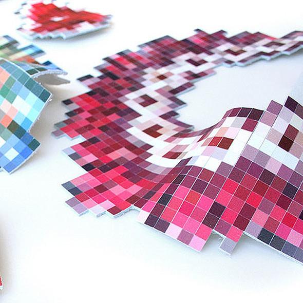 Pixel украшения. Изображение № 11.