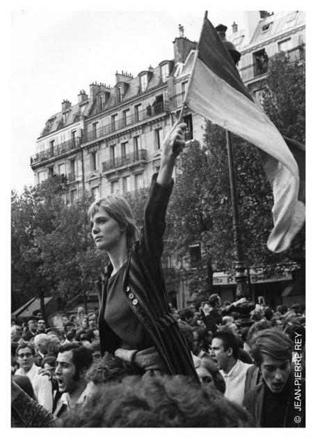 Jean-Pierre Reyвзгляд намай '68. Изображение № 32.