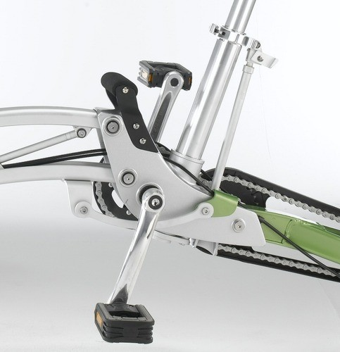 Складные велосипеды GENIUS. Изображение № 3.