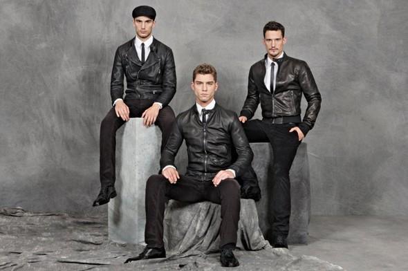 Dolce & Gabbana Mens FW 2010. Изображение № 8.