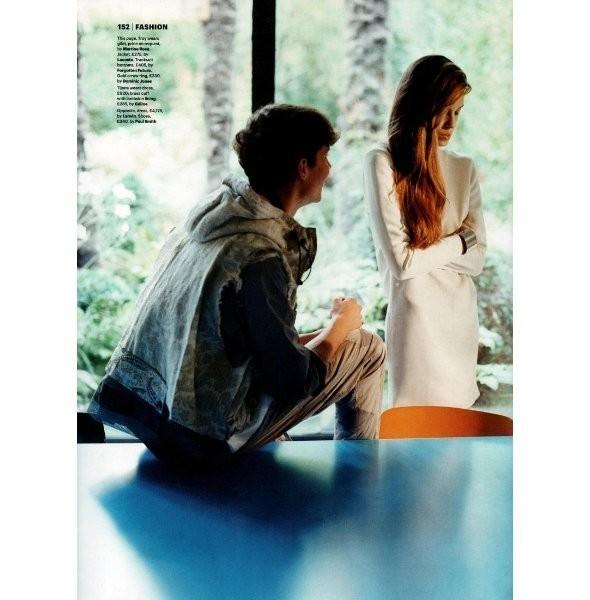 Изображение 32. Новые мужские съемки: Vogue Hommes, GQ и другие.. Изображение № 34.