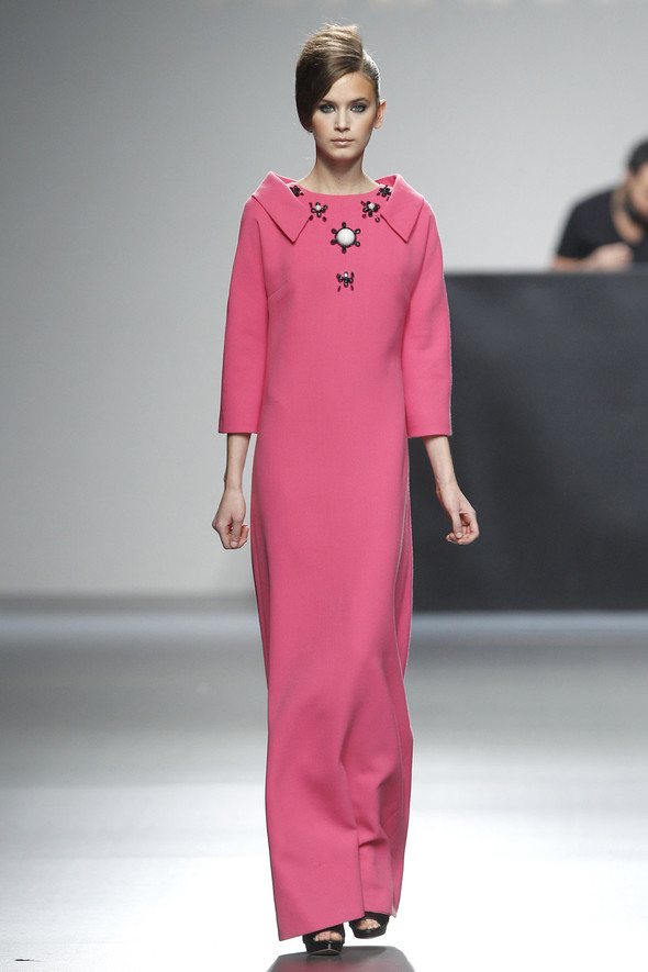Madrid Fashion Week A/W 2012: Juana Martin. Изображение № 5.