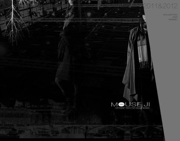 В Москве открывается первый магазин марки Mouse Ji. Изображение № 1.
