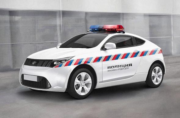 Ребрендинг Полиции. Изображение № 2.