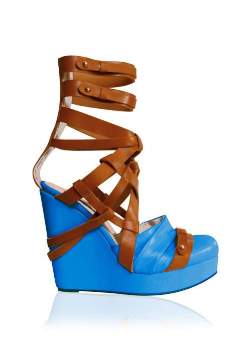 Две коллекции обуви от Ana Locking. Изображение № 22.
