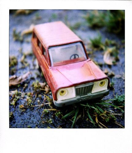 Polaroid cars. Изображение № 8.