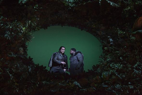 Prada создали костюмы для оперы. Изображение № 3.
