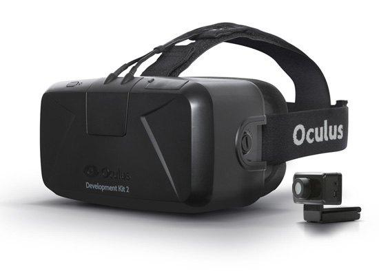 Второе поколение VR-гарнитуры Oculus Rift. Изображение № 1.