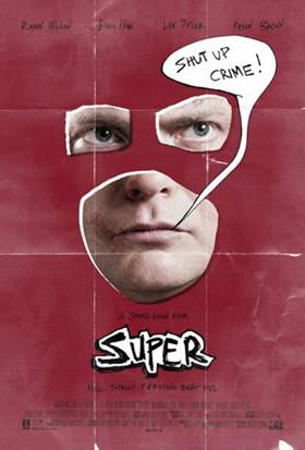 Фильмы недели: «Супер», «Коломбиана» и другие. Изображение № 1.