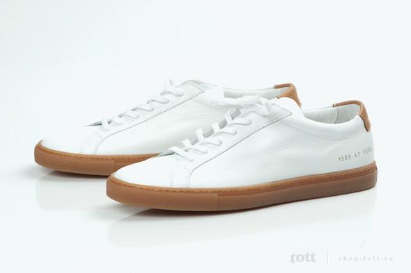 Common Projects - недешевая обувь. Изображение № 3.