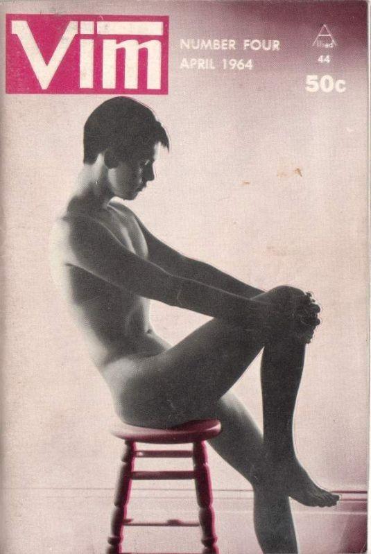 Эротические журналы середины 20-го века. Изображение № 6.