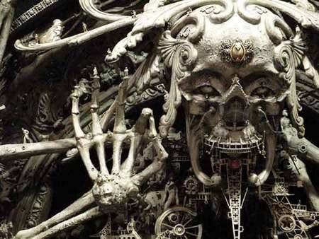 Мрачный сюрреализм Криса Кукси. Изображение № 3.