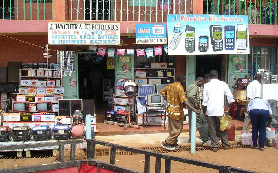 Как бедная африканская страна опередила всех в мобильных платежах. Изображение № 3.