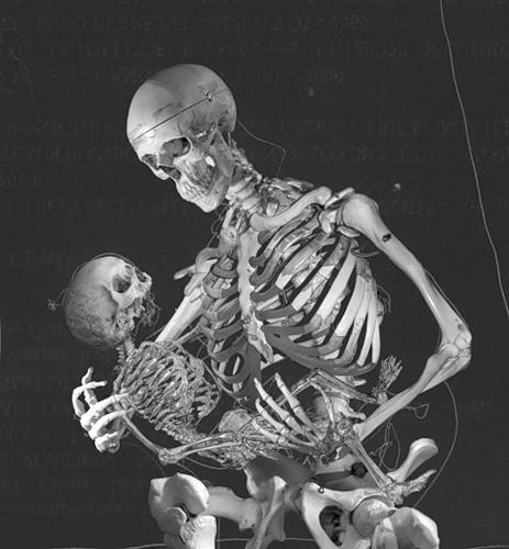 Benedetta Bonichi: Взгляд изнутри - рентген как искусство. Изображение № 9.