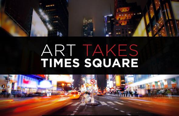 Occupy NY: Искусство вместо рекламы на Таймс-Сквер. Изображение № 9.