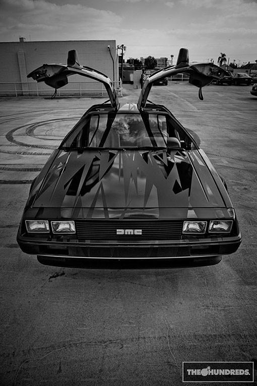 DeLorean. Автомобиль-легенда. Части 5 & 6. Конец. Изображение № 19.