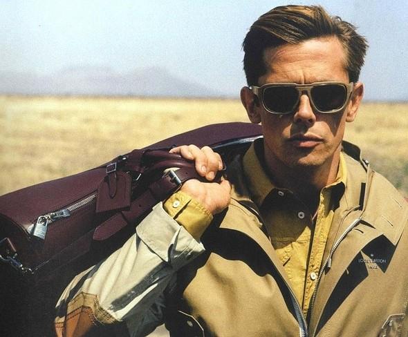 Кампания: мужская коллекция Louis Vuitton SS 2012. Изображение № 20.