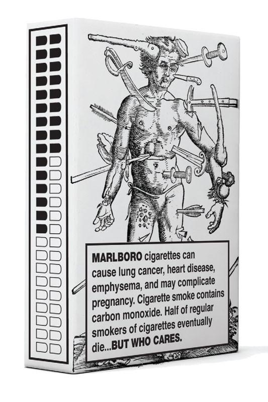 Курение убивает. Изображение № 3.