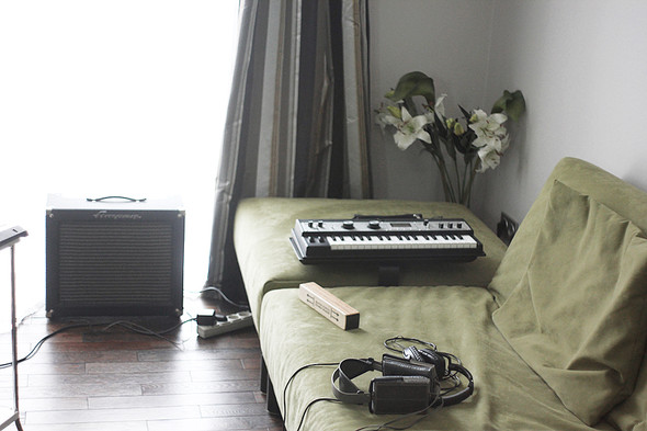 Музыкальная кухня: Revoltmeter. Изображение №2.