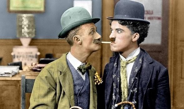 Изображение 28. 122-й день рождения Чарли Чаплина.. Изображение №13.