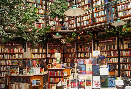 Самые необычные книжные магазины. Изображение № 11.