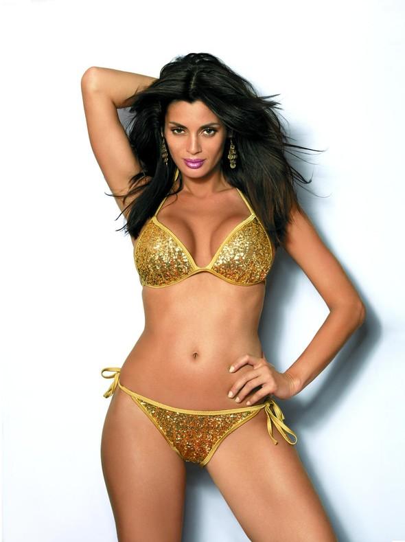 Мисс Россия-2012 дефилирует в купальнике Marc & Andre. Изображение № 1.