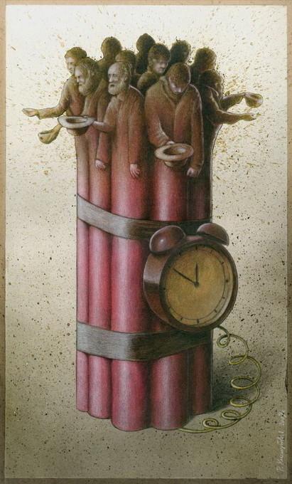 Изображение 30. Карикатурист Pawel Kuczynski.. Изображение № 30.