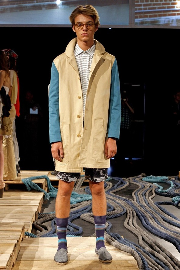 NY Fashion Week \ Spring 2011. Изображение № 79.