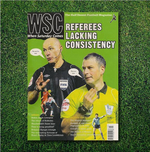 Заметки на полях: Журналы о футболе, которые на самом деле интересно читать. Изображение №18.