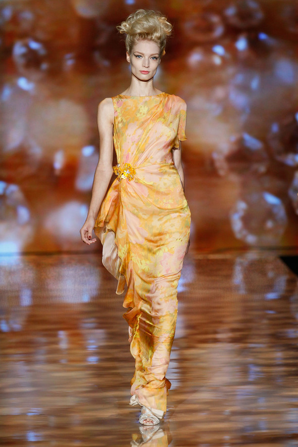 New York Fashion Week: Badgley Mischka Spring 2012. Изображение № 1.