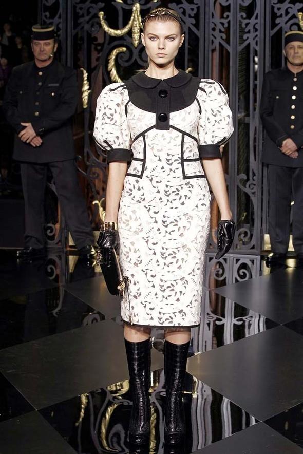 Изображение 49. Louis Vuitton Fall 2011.. Изображение № 49.