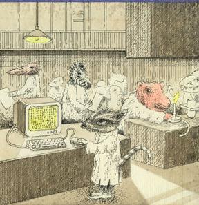 Австралийские иллюстраторы ииллюстрации. Изображение № 11.