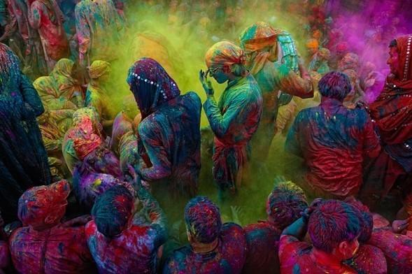 Торжество цвета. Poras Chaudhary. Изображение № 2.